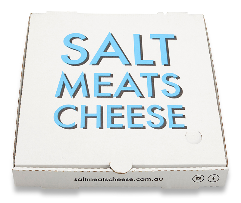 Salt Meat Cheese