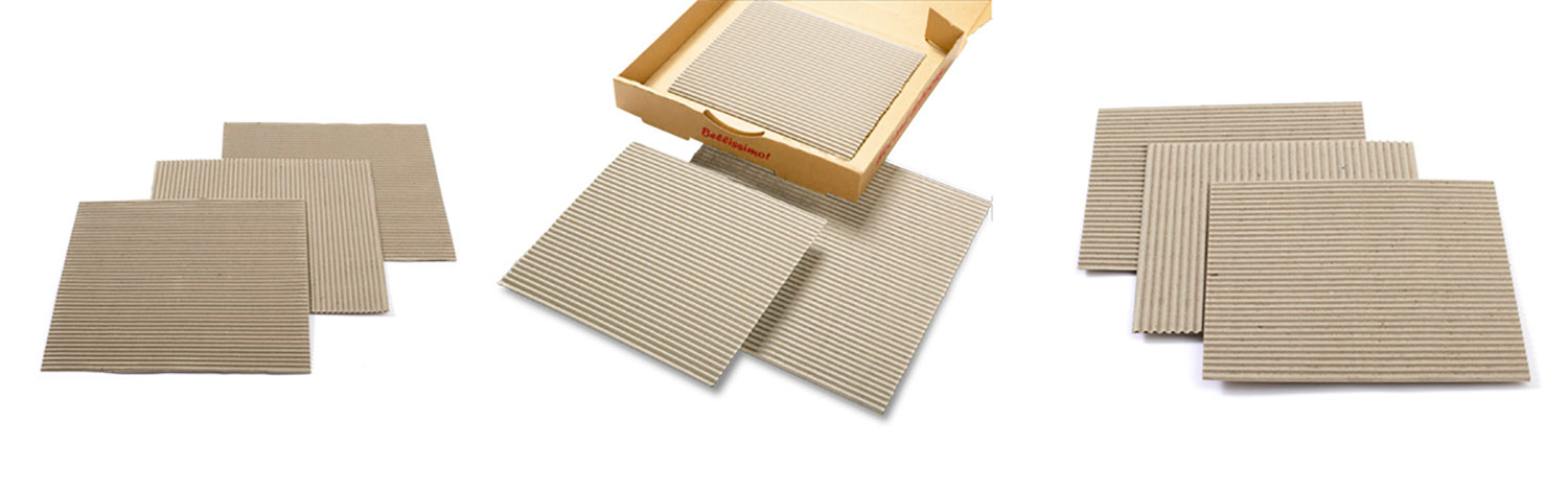 Pizza box Inserts Liner Pads